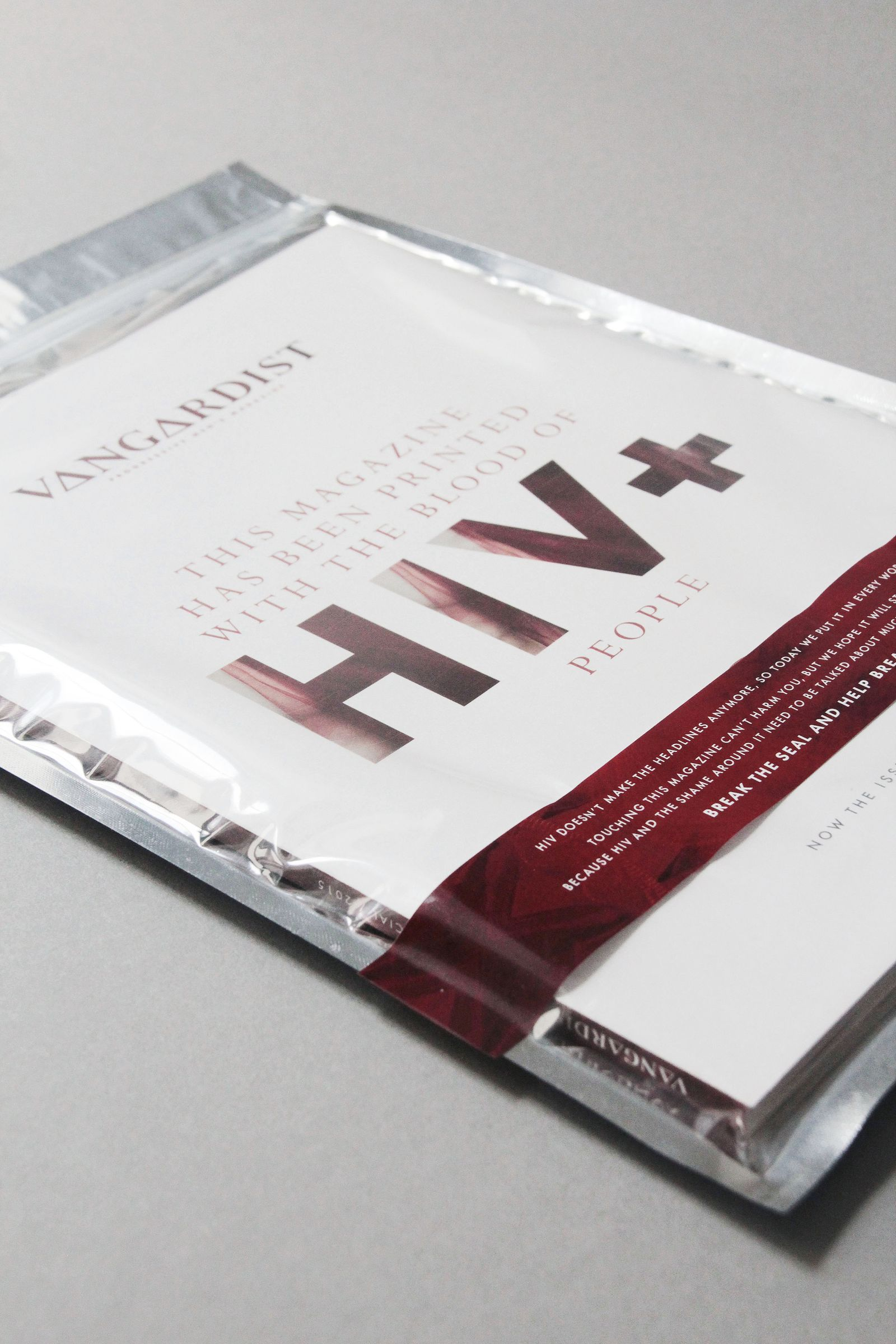 Case Study: Vangardist HIV Heroes Issue
